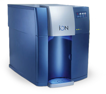 ION waterkoeler, ion watercooler