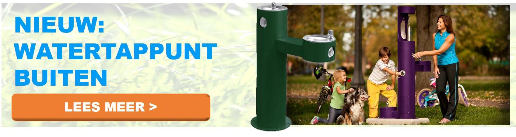 watertappunt outdoor, watertappunt buiten