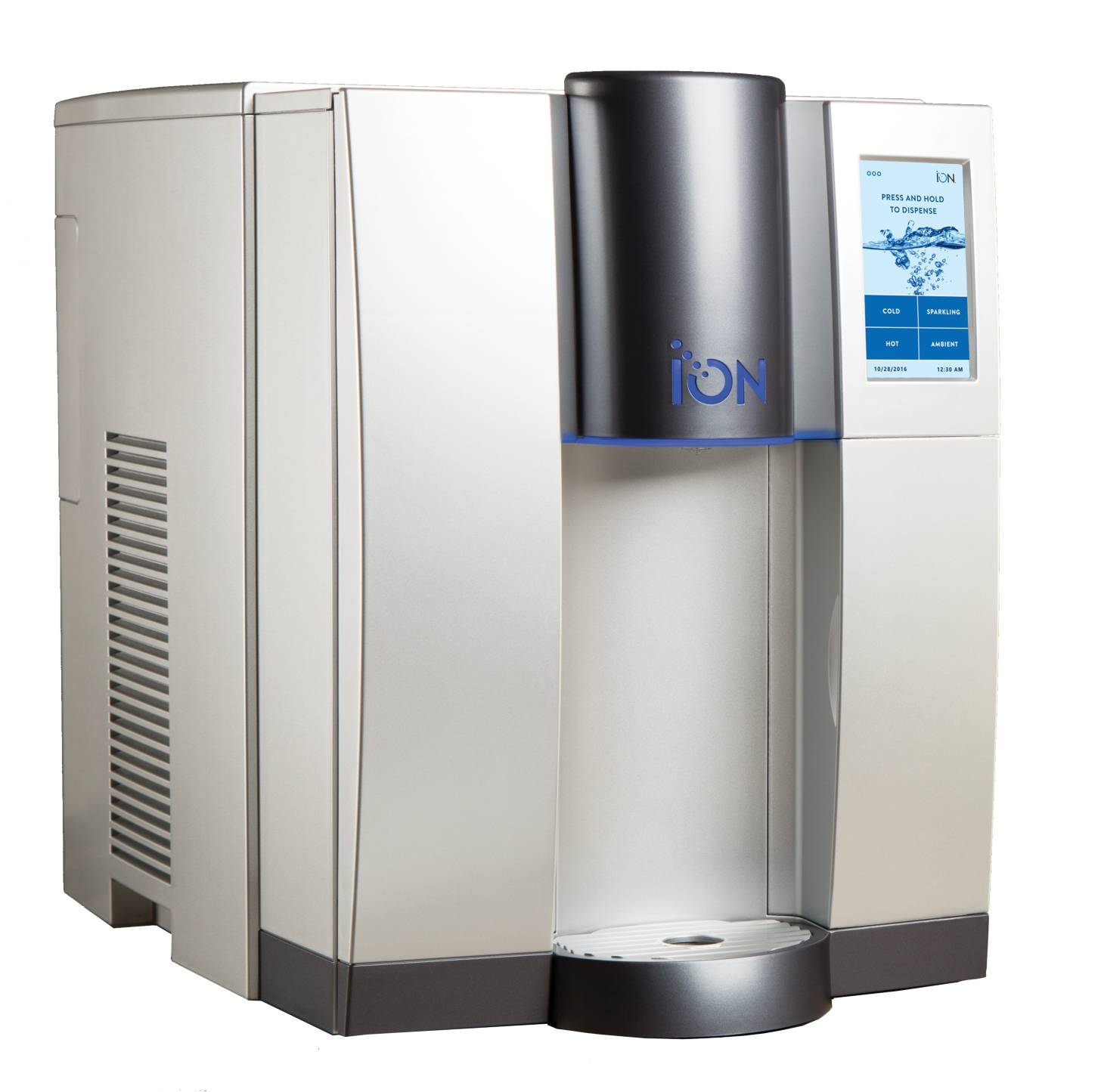 ION waterkoeler, ION watercooler, ION leidingwaterkoeler